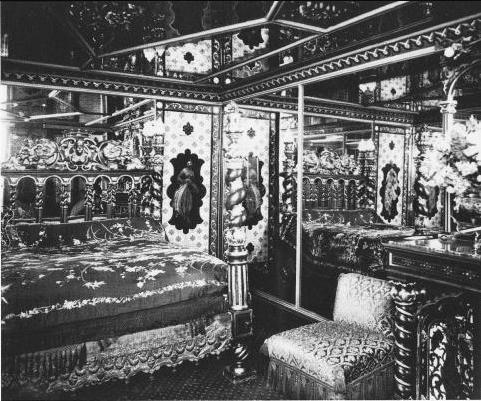 La chambre Indoue