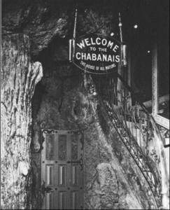 Entrée du Chabanais - Les Enquêtes de Simon