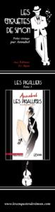 Marque-page-Les Pigalliers-tome 3 des Enquêtes de Simon
