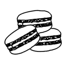 Macarons-La Macaronade-Les Enquêtes de Simon