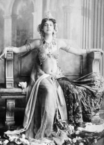 Mata Hari -Les Cocottes- Les Enquêtes de Simon