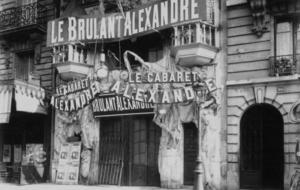 Le cabaret-Le brulant Alexandre - Les Enquêtes de Simon
