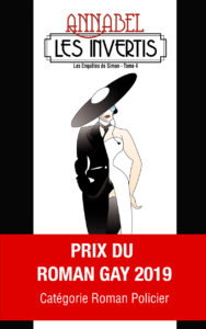Les Invertis-Prix du roman gay 2019 - Catégorie Roman Policier