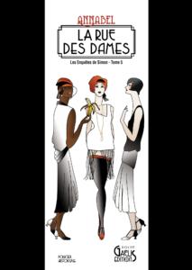 La Rue des Dames-Tome 5 des Enquêtes de Simon par Annabel chez Gaelis Editions